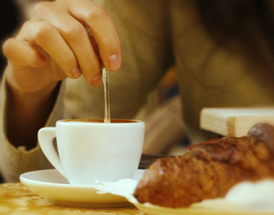 кофе и франция