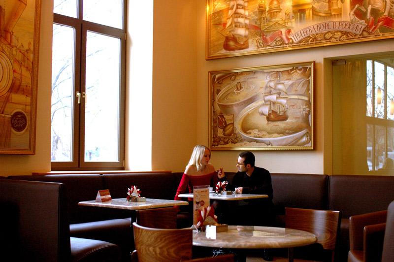 Волгоградская кофейня Grand Cofe