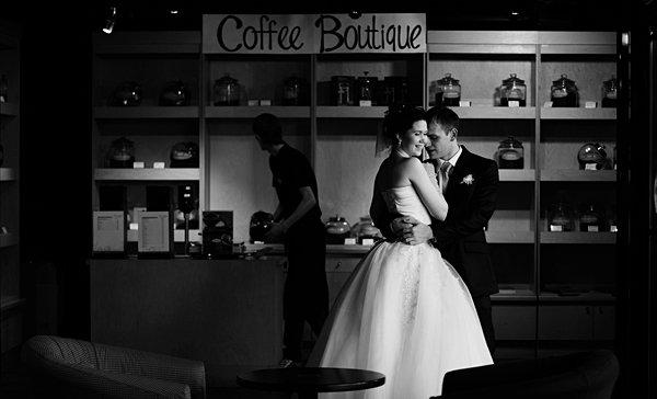 Фотосессия в кофейне