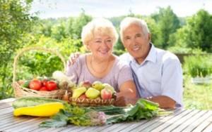 Как питаться в пожилом возрасте, чтобы сохранять здоровье