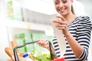 Разумно экономим на продуктах питания
