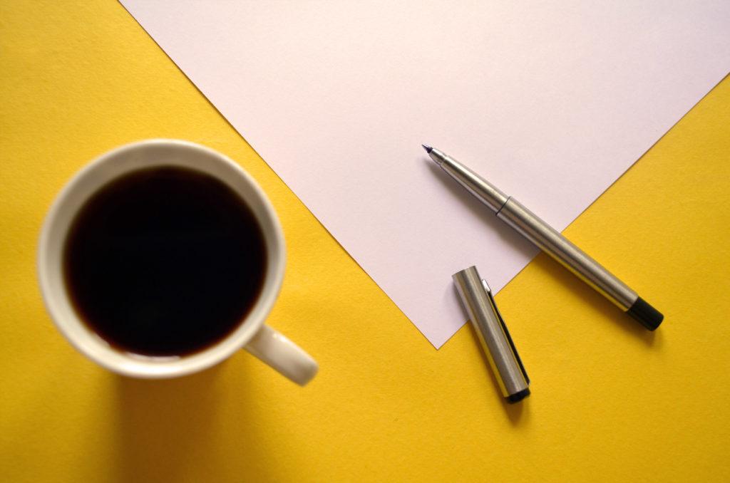 Особенности создания сайта про кофе